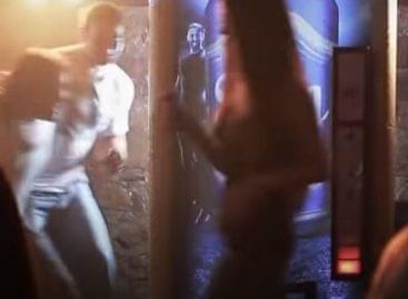 Lökésalapú sörpromóció – A nap videója