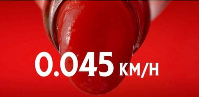 Ketchup sebesség