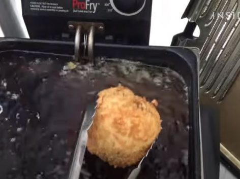 Fried ice cream is the perfect dessert – Video of the day