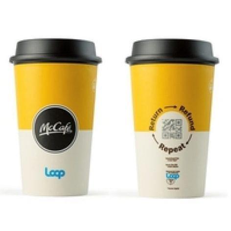 Újrahasznosítható kávéspoharakat tesztel a McDonald's és a TerraCycle
