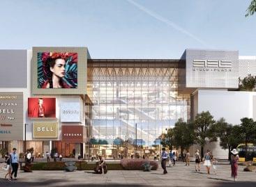 A legmodernebb kialakítású SPAR szupermarket várja a vásárlókat szeptembertől az Etele Plazában