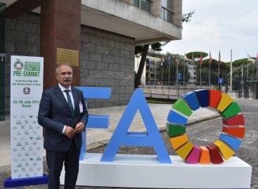 Az élelmezési rendszerek fenntarthatóvá tétele az Elő-csúcstalálkozó központi témája