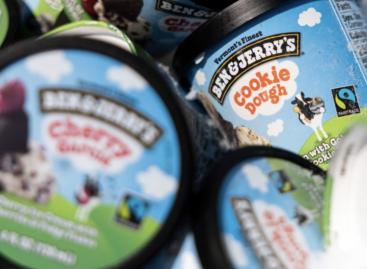 """A Ben & Jerry nem árulja tovább fagylaltjait a """"megszállt palesztin területeken"""""""