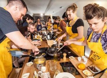 Külföldön terjeszkedik a Budapesten öt éve működő Makery étterem