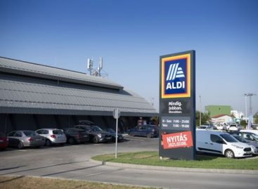 Megnyílt a 150. ALDI áruház, 15 év alatt 200 milliárd forintot ruházott be Magyarországon a vállalat