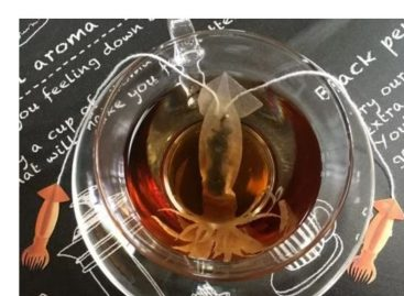 Tea is withdrawn from the market due to its high THC content