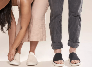 Startup launches vegan 4-in-1 footwear that is kinder to the planet – VIDEO