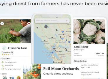 App köti össze a gazdákat a vásárlókkal