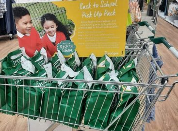 Morrisons launches Back to School Packs to support struggling families this summer