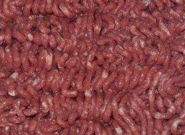 Zöldséges darált hús a Netto Marken-Discounttól