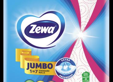 Zewa Jumbo large-sized kitchen roll Decor