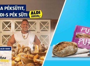 Modern kenyér ősi gabonából – az ALDI-ban