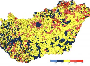 GKI: A lassú kihalás fenyegeti a magyar települések egyötödét