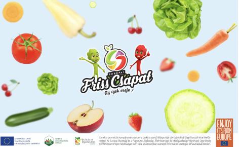 (HU) Frutti és Veggi az őszibarack nyomában