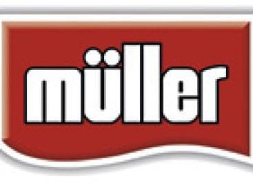 Beszáll a Müller a kefir kategóriába