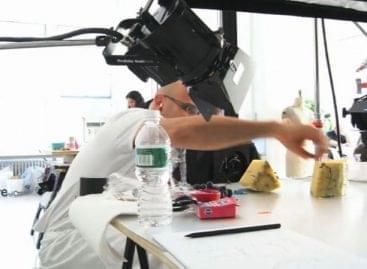 Egy beállítás képei – A nap videója