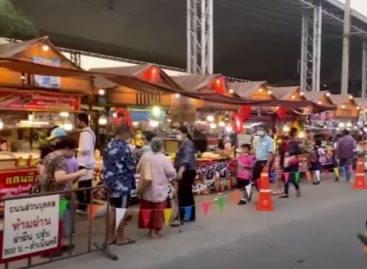 Yothinpattana Walking Street Festival 2021 – Video of the day