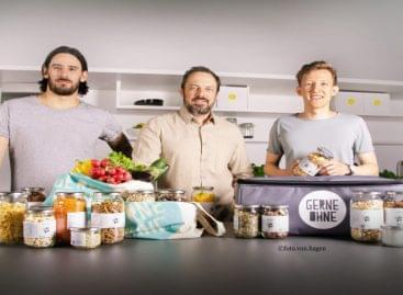 Kizárólag üvegtárolókban szállít házhoz egy új online szupermarket