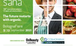 SANA : an International Exhibition for organic and natural products