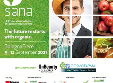(EN) SANA : an International Exhibition for organic and natural products
