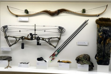 The exhibition Hunting and Hunting Weapons in Hungary has opened