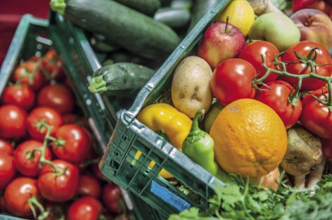 Vegetables are getting more expensive