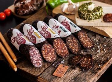 Magyar vadszalámi tarolt az angol élelmiszeripar BAFTA-ján