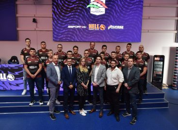 HELL ENERGY supports the Hungarian eSports team