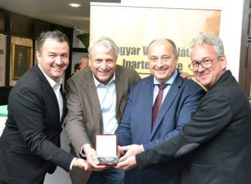 Berkes Gyula és a Dudás testvérek kapták az idei Gundel-díjakat