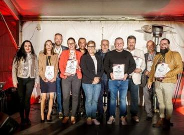 Átadásra kerültek a HoReCa Hősök 2021 elismerések