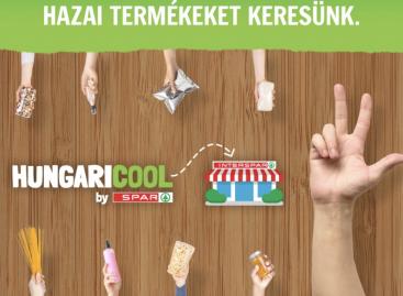 Újra jelentkezhetnek a hazai vállalkozások a Hungaricool by SPAR termékversenyre