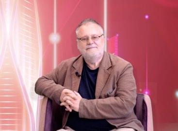 """Máté Gábor: """"A színház jövője a legnehezebb kérdés"""""""