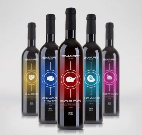 Smart wine – A nap képe