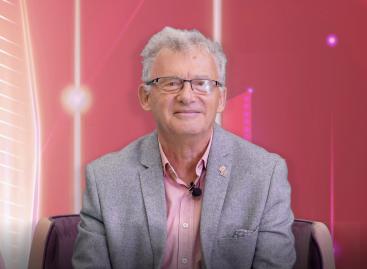 """Future Talks – Dr. Vértes András: """"Az oktatás és az egészségügy a kulcs!"""""""