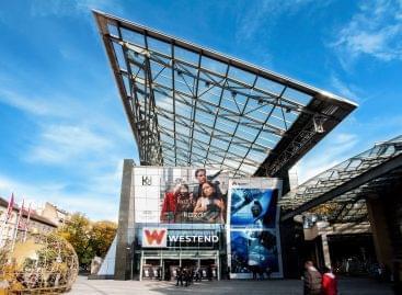 Többet költenek a bevásárlóközpontokban a magyarok