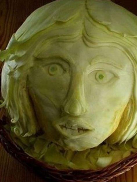 Zöldség, gyümölcs, ötlet – A nap képe