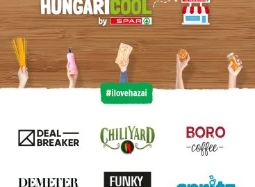The winner of the Hungaricool by SPAR product competition created awesome beers