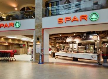 (HU) Minden egységében elfogadja melegétel vásárláshoz az OTP SZÉP-kártyát a SPAR