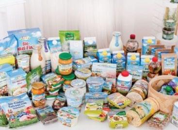 Organikus terméksorozat gyerekeknek a SPAR Ausztriától