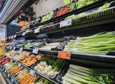 660 millió forintból épült új SPAR szupermarket az Etele Plázában