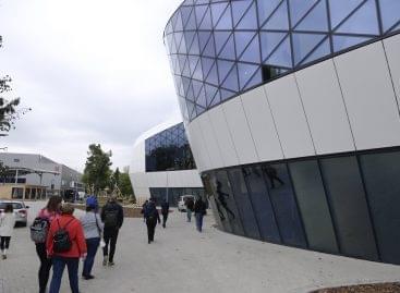 Világszínvonalú vásárváros és konferencia központ épült Budapesten