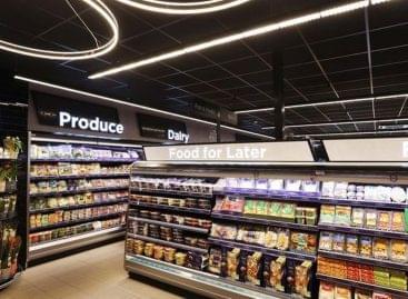 Prémium kényelmi boltot nyitott az Asda