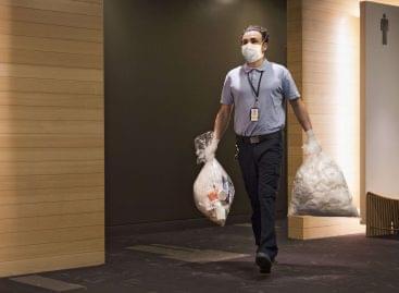 Súlyos kilókkal csökkentheti cége karbonlábnyomát a papírtörlők újrahasznosításával