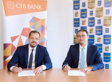 Közösen segíti a kisvállalatokat a CIB Bank és a METRO