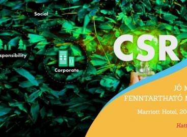 CSR Hungary Summit Konferenciák: Jó márka, fenntartható márka