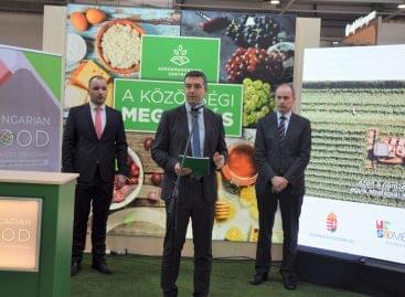 Here's AMC's new business development program: the Hungarian Food Business Program