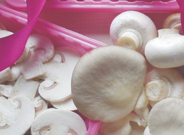 Pink box mushroom products against cancer