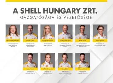 New leadership at Shell