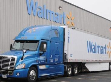 Minden eddiginél nagyobb raktárat épít a Walmart