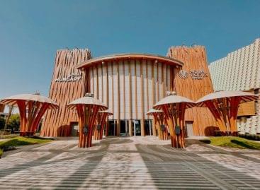 Hírek a Dubaji Világkiállításról